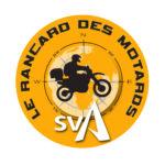 """Logo """"Le Rancard des Motards"""" créé en novembre 2020, validé par Philippe LECOMTE"""